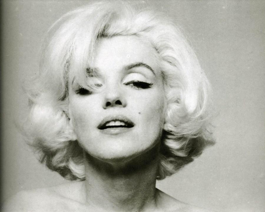 Le fameux regard sensuel de petite fille perdue de Marilyn Monroe doit beaucoup à sa myopie galopante...