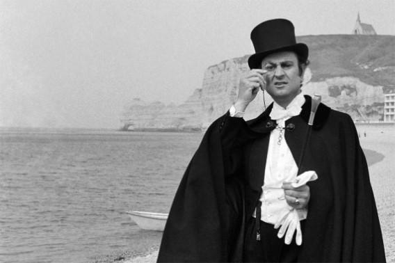 Arsène Lupin file à l'anglaise