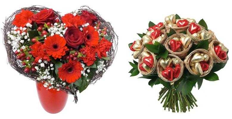 A la sait Valentin, le mauvais goût du Maître fleuriste est toujours un succès...