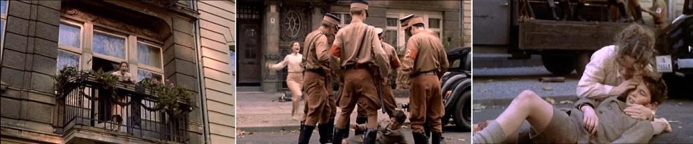 Quarante ans plus tard à Berlin, Romy Schneider tourne La Passante du Sans-Souci