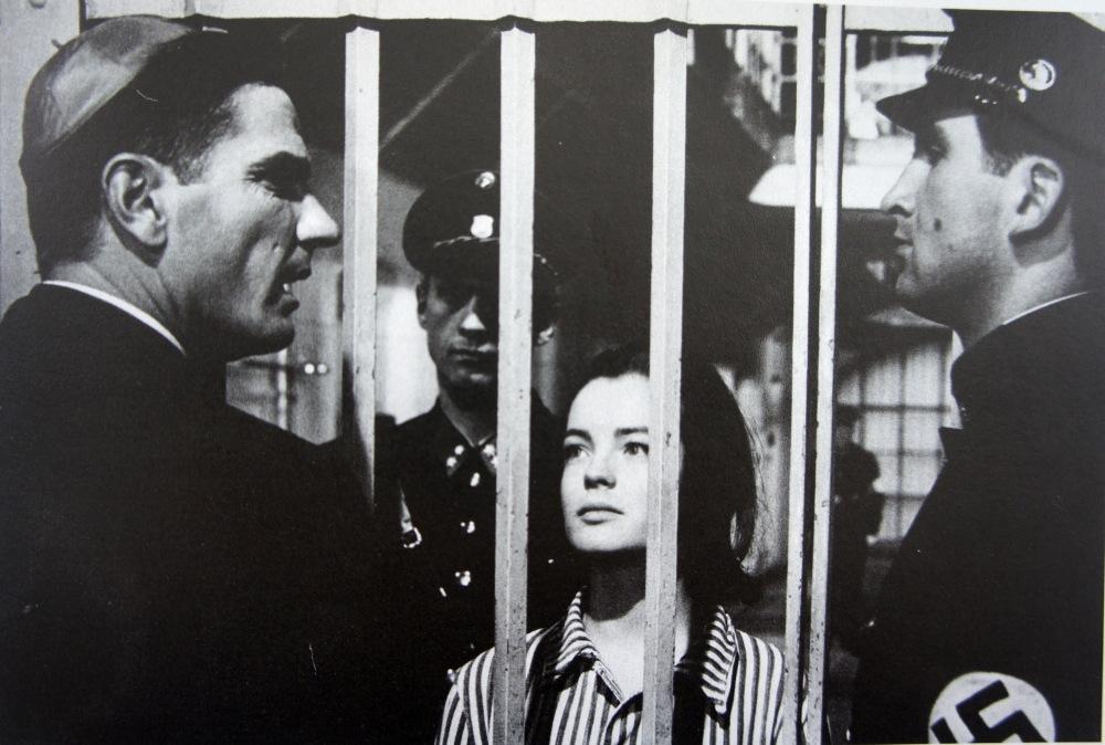 Romy Schneider combat le nazisme dans Le Cardinal d'Otto Preminger, 1963