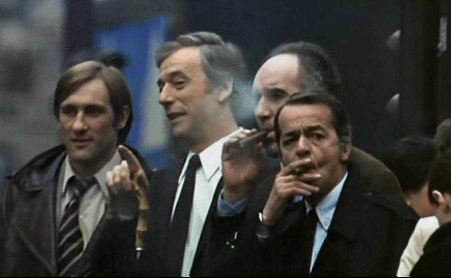 Des cigares, des clopes et des potes, un des piliers du cinéma de Claude Sautet