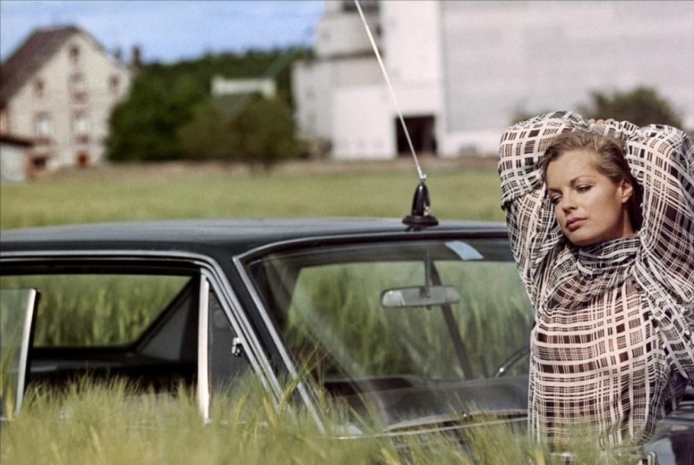 Chez Claude Sautet, la femme est libre de ses choix, quels qu'ils soient (Romy Schneider dans César et Rosalie, 1972).