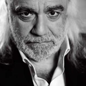 Demis Roussos vers 2011. Le géant de la pop avait gardé sa barbe de prophète et son regard sombre. RIP Demis ( 1946-2015).