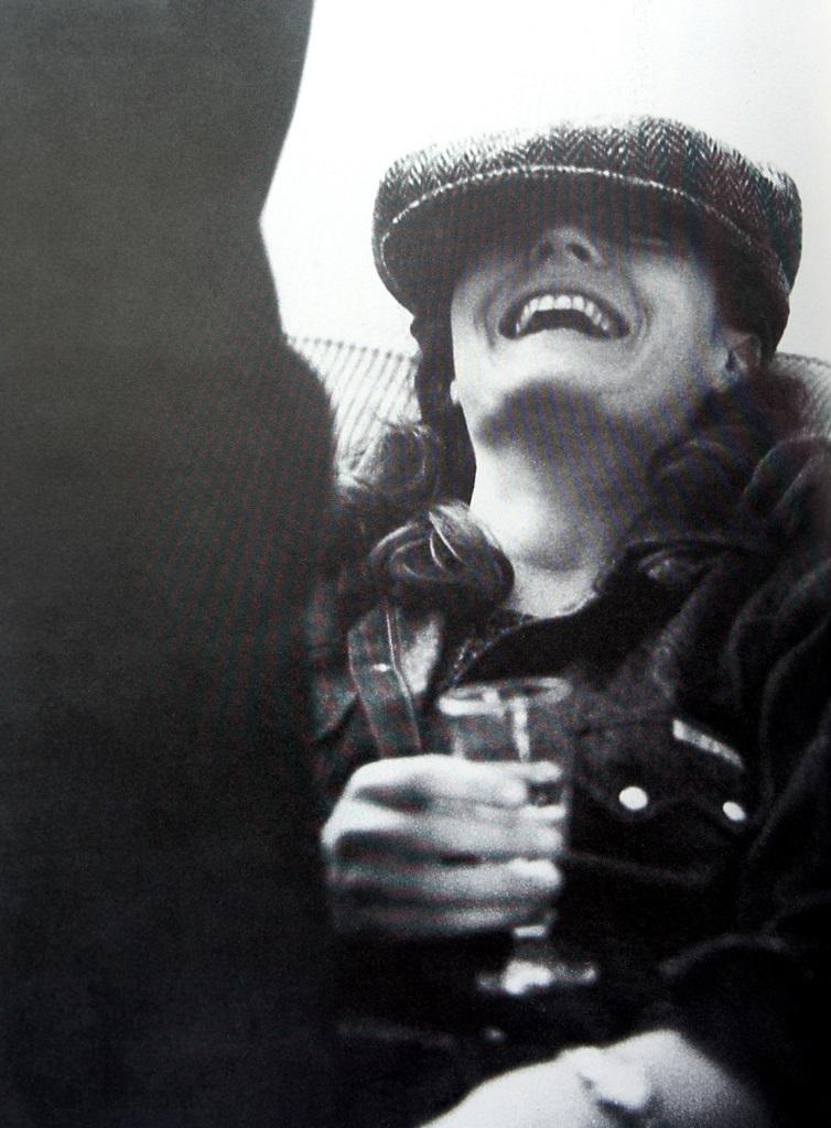 Romy, années 70. Boire et fumer.
