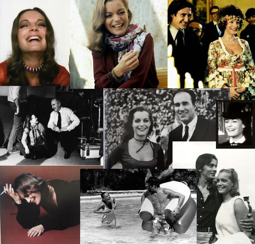 La femme à son apogée dans les années 70 : cinéma de Claude Sautet, Viconti et remariage.