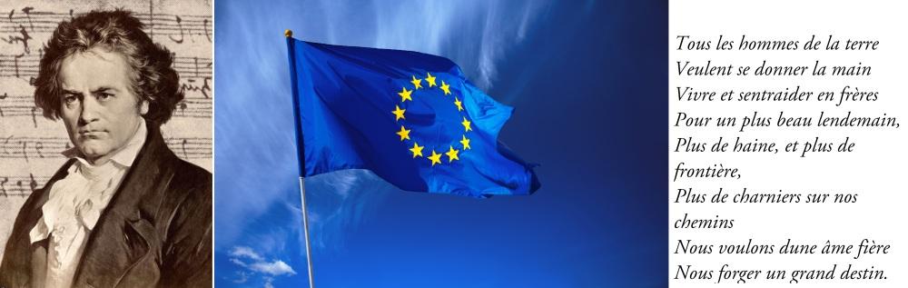 Aux sources de l'Europe : l'Hymne à la Joie de Beethoven inspiré d'un poème de Schiller