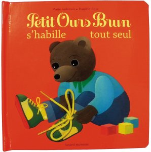 Chez Petit Ours Brun, chaque action est glorifiée telle un exploit...